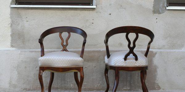 Schreibtisch Sessel